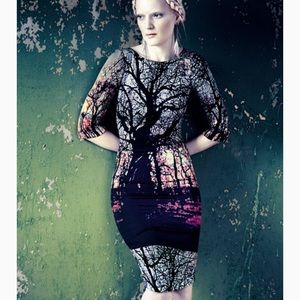 EUC Tracy Reese dress